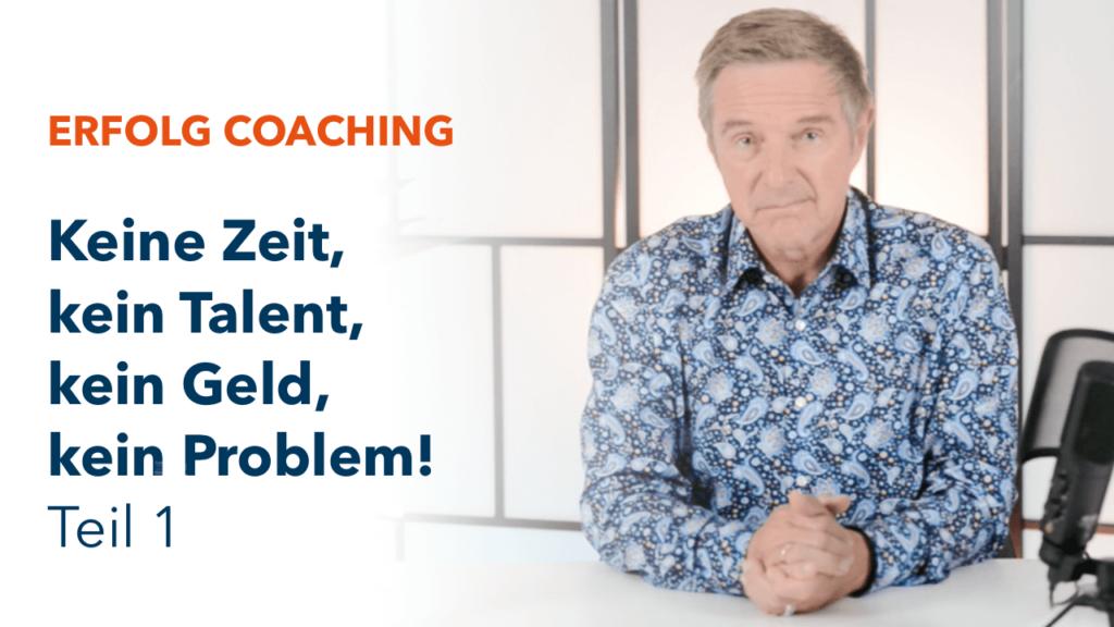 Erfolg Coaching